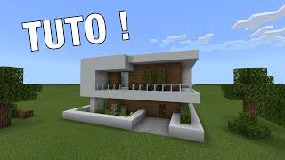 Une Maison Dans La Montagne Sur Minecraft Ps4