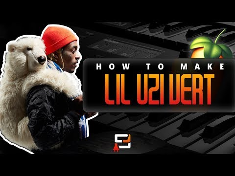 How To Make A Lil Uzi Vert Type Beat On FL Studio | Rap/ Hip-Hop Beat Making | FL Studio 12 Tutorial