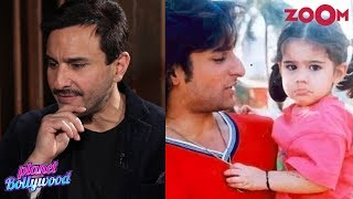 Saif Ali Khan OPENS UP on how he felt when his daughter Sara Ali Khan was born | Exclusive