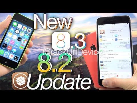 NEW iOS 8.2 Jailbreak 8.3 Update: Beta 3 & TaiG Exploits