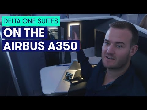 Flight Review: Delta One Suites on the Airbus A350