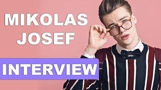Ο Mikolas Josef μας Απάντησε σε 10 ΚΑΥΤΕΣ Ερωτήσεις! 😏🔥