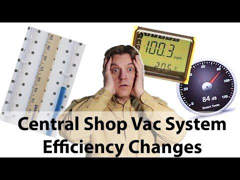 How to quiet a shop vac - noise reduction measurements (Part 2)