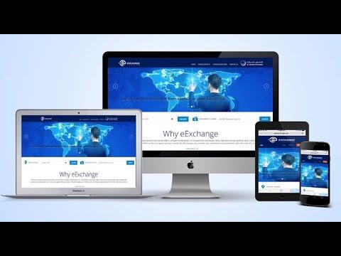 eExchange Online Money Transfer Portal