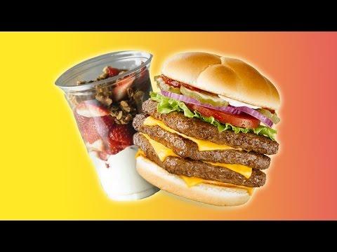 The Healthiest Fast Food Menu Options