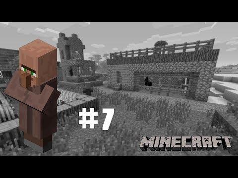 Minecraft: Village Search #7