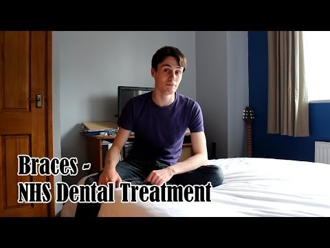 Braces - NHS Dental Treatment