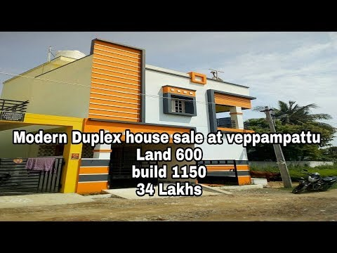 Independent 2 BHK Duplex House with Modular Kitchen For Sale, Price @ Rs. 34 Lakhs | 9042279132