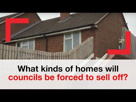 What kinds of homes will councils be forced to sell off? | policy | Shelter