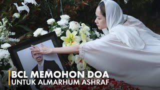 Bunga Citra Lestari memohon Doa Untuk Almarhum Suaminya, Ashraf Sinclair