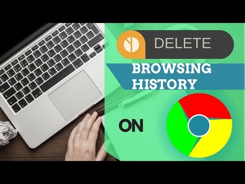 Clear Browsing Data : How To Delete Browsing History On Google Chrome Permanently