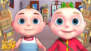Time Machine Episode   TooToo Boy   Cartoon Animation For Children   Videogyan Kids Shows