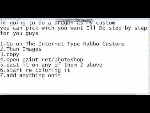 Habbo Custom