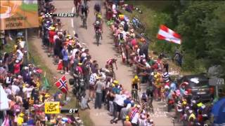Tour De France 12 - stage 12 Highlights (courtesy: ASO)
