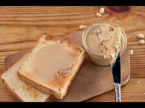 Peanut Butter | Dips Sauces and More | Sanjeev Kapoor Khazana