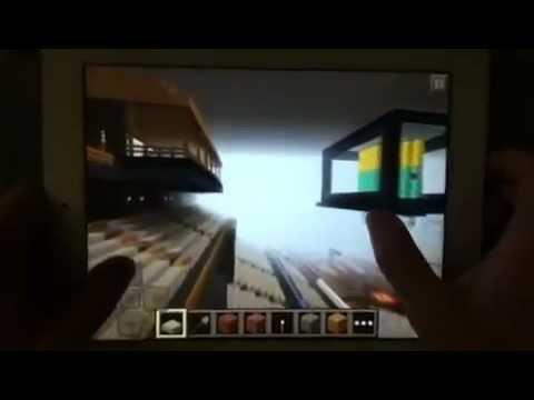 Minecraft: Pocket Edition - Basketball Stadium