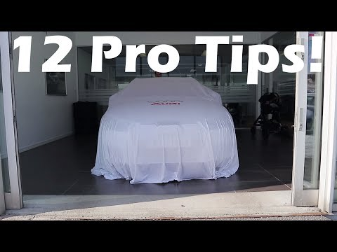 How To Get The Best Price On Your New Car!? 12 Pro Tips!