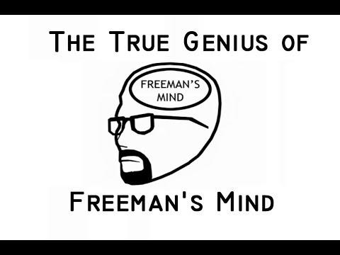 The TRUE Genius of Freeman's Mind