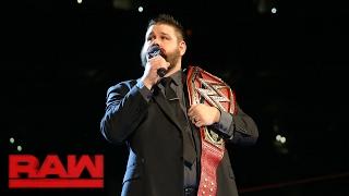 Kevin Owens explains himself: Raw, Feb. 20, 2017