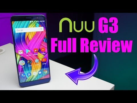 NUU G3 Review | How Is This Only $200?!!!