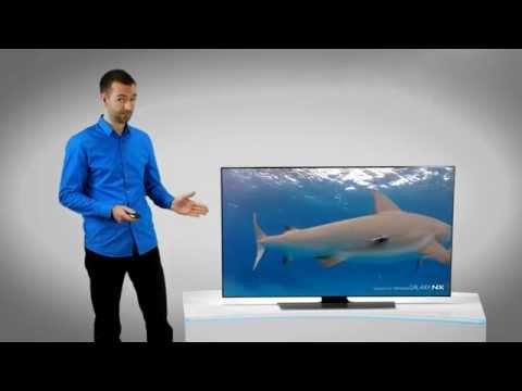 Samsung Smart TV - Videoprůvodce - Propojení PC a SmartTV