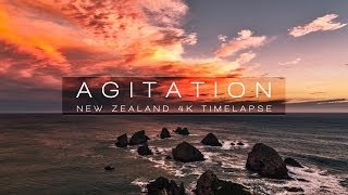 AGITATION | NEW ZEALAND 4K/UHD