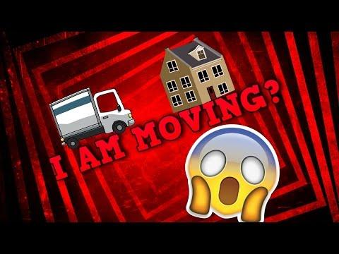I Am Moving!!!!