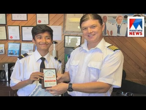 14-year old Indian-origin boy youngest to fly single-engine plane  | Manorama News