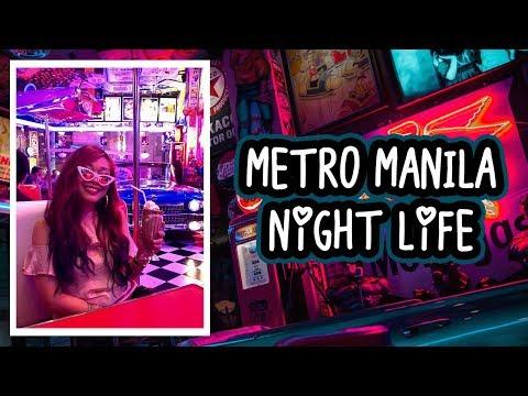 🇵🇭Bar Hopping / Nightlife in Metro Manila, Philippines VLOG🍻