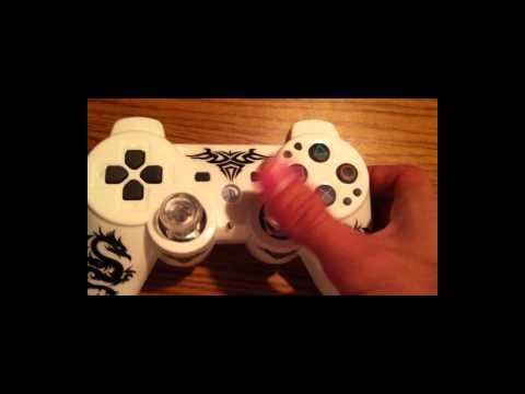 My Custom PS3 Controller