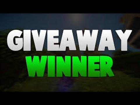THE WINNER IS.... (600 SUBS GIVEAWAY)