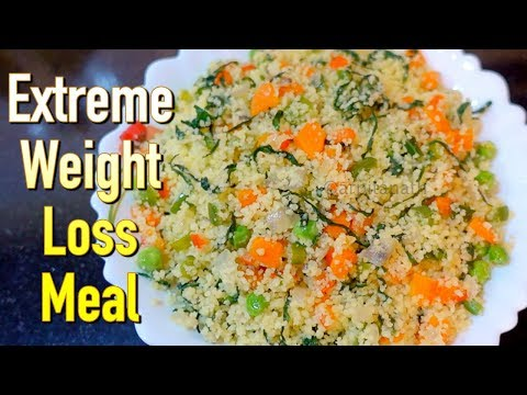 EXTREME WEIGHT LOSS HEALTHY MEAL ( LUNCH / DINNER )