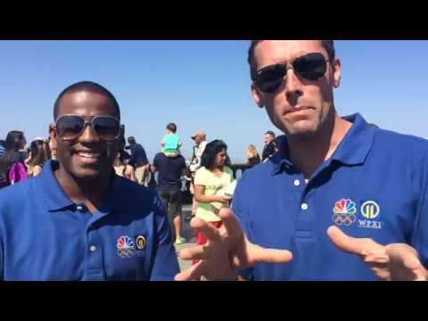 Gordon and Damany from Rio