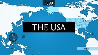 The United States of America - summary of the country's history