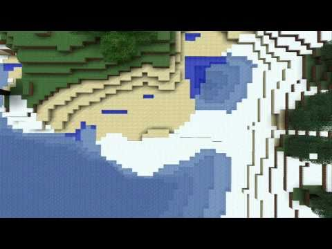 Minecraft - Gold Dust Music Video