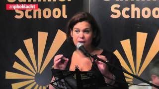 Mary Lou McDonald TD speech on a United Ireland at Sinn Féin Summer School