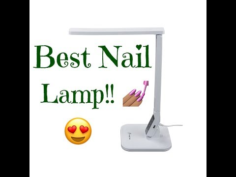 Best Nail Lamp | 2018 | DivaDollFlawless