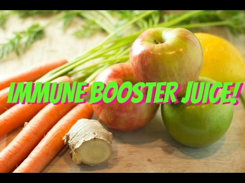 Juice to Boost Your Immune System