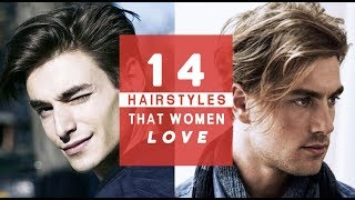 14 Men's Hairstyles That Women Find Very Attractive (2018 Styles Only)