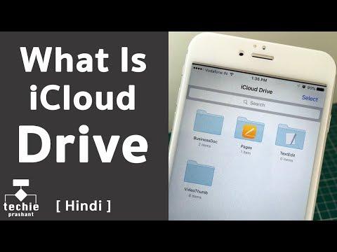 What is iCloud Drive? How iCloud Drive Works? [HINDI]
