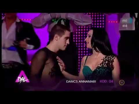 Dancs Annamari - Feel ( A Dal - MTV1) - Acrobatics: Balogh David (Flip Unit Team)