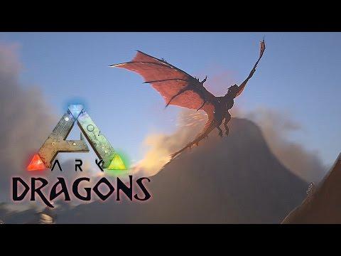 ARK: Dragon Army VS Alpha Dragon