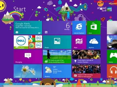 Windows 8 Professional RTM build 9200 fully activated with customization
