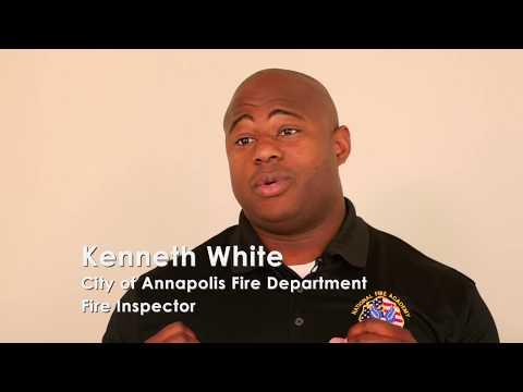 Mobile Data Collection GoCanvas Testimonial - Kenneth White, Annapolis Fire Dept