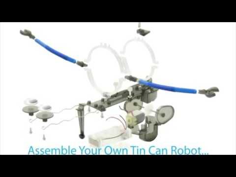 TIn Can Robot - Denda