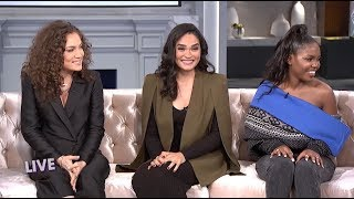 FULL INTERVIEW: The Cast of