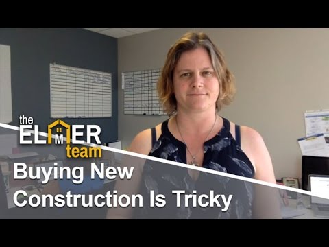 North Orange County or South LA County: Buying New Construction Is Tricky
