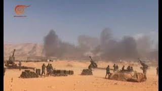 معركة مزدوجة سورية لبنانية ضمن جغرافيا واحدة