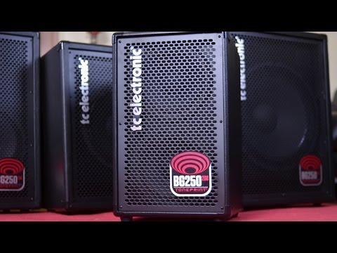 TC ELECTRONIC BG250 BASS COMBOS - REVIEW | BassTheWorld.com