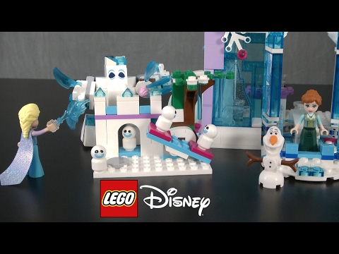 Disney Frozen Elsa's Magical Ice Palace from LEGO